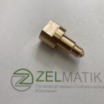 Испытательный цоколь для патронов E14 из латуни