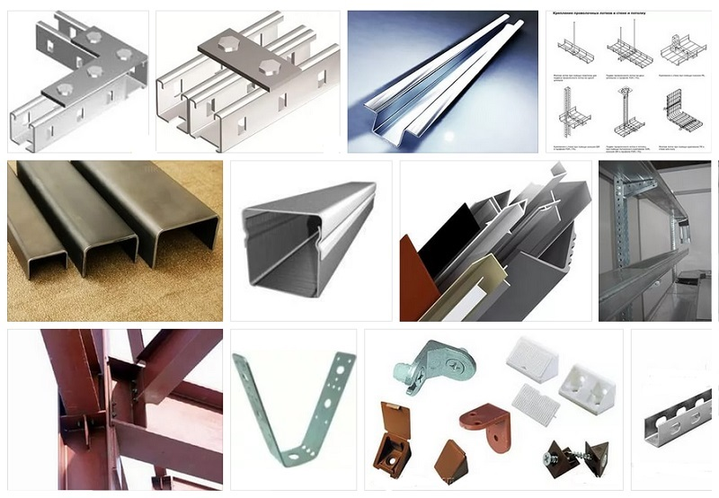 Многоугловая и криволинейная гибка металла