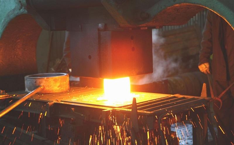 Обработка металла давлением