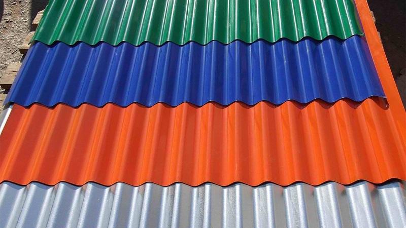 Порошковая покраска профнастила - качество и защита от повреждений