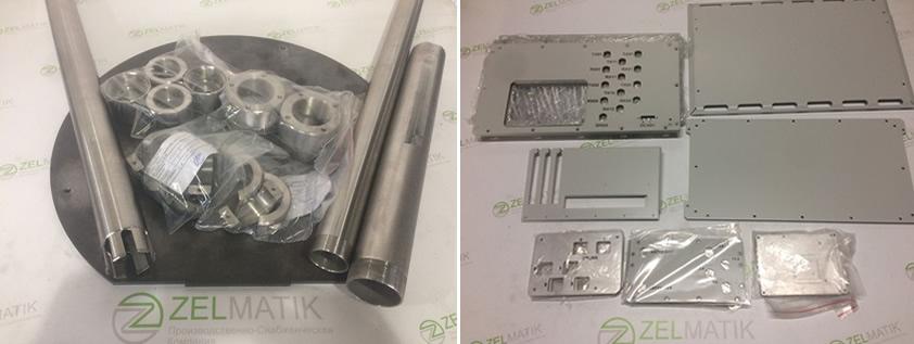 Комплекты деталей с защитным покрытием
