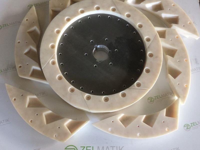 Комплект деталей ротора