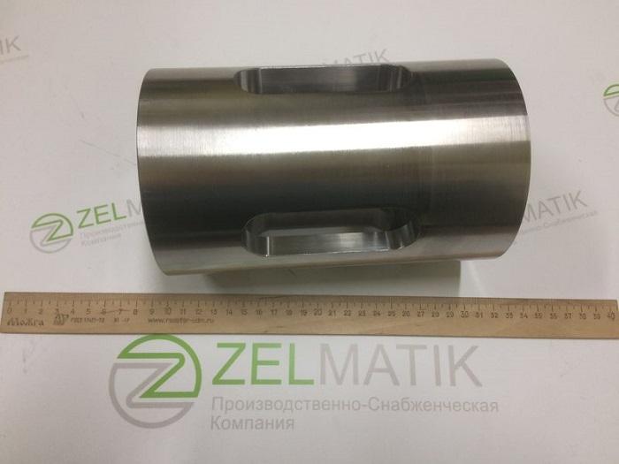 Корпус цилиндрический из 12х18н10т