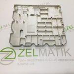 Алюминиевая пластина для установки электронных компонентов