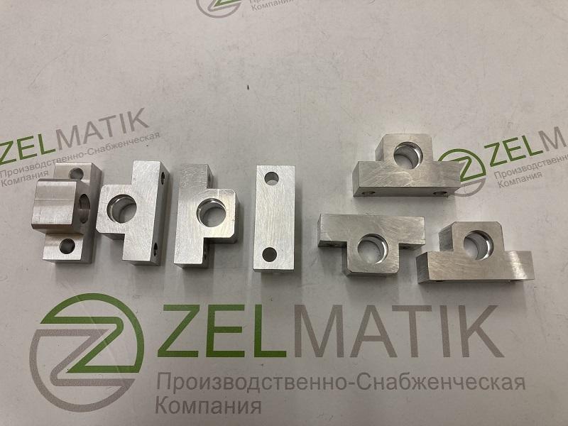 Корпуса опоры из алюминия марки Д16