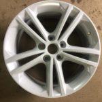 Покраска колесного диска порошковой краской
