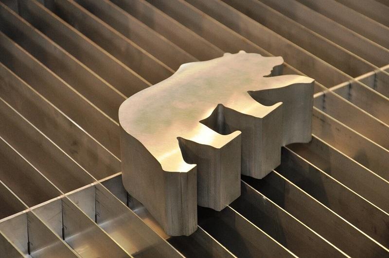 Высокоточный метод гидроабразивной резки металла любой толщины