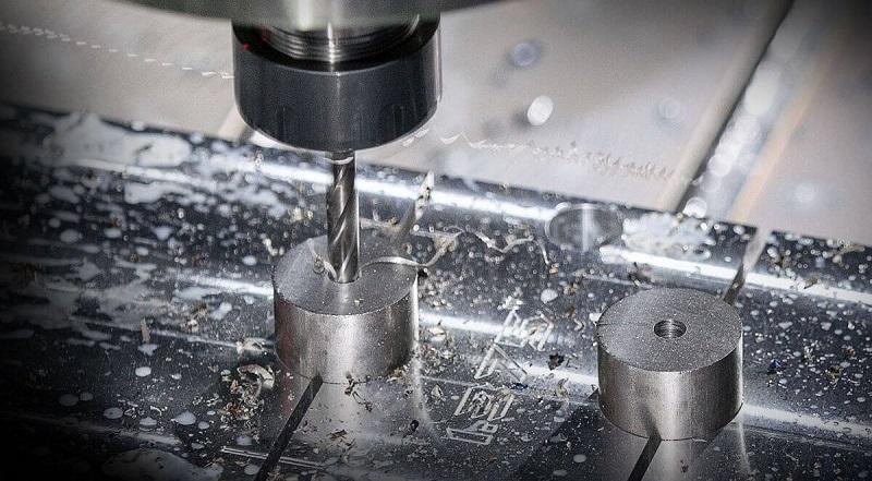 Фрезерная и токарная обработка деталей