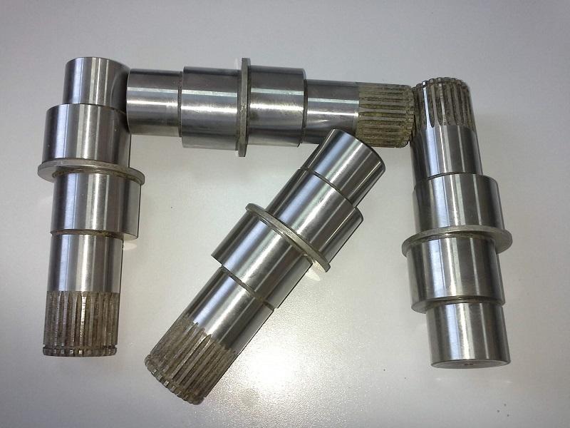 Токарная обработка металлических деталей