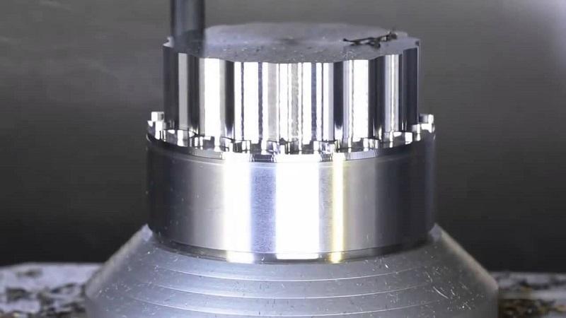 особенности фрезерной обработки металла