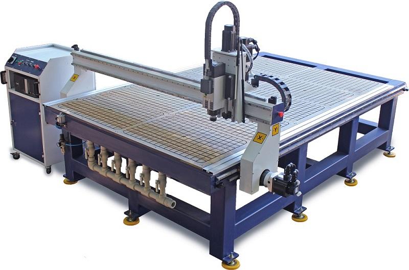 Фрезерный станок для обработки металла с ЧПУ
