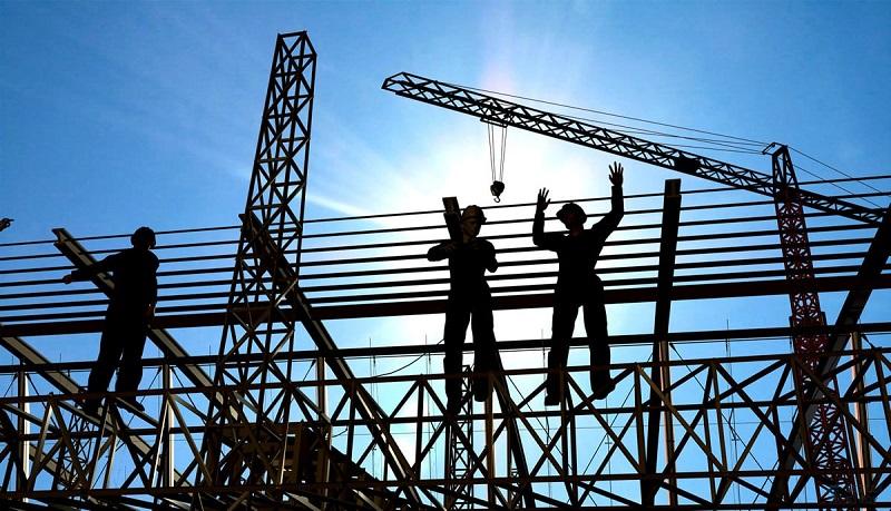 Сборка металлической конструкции - трудоемкий и опасный процесс