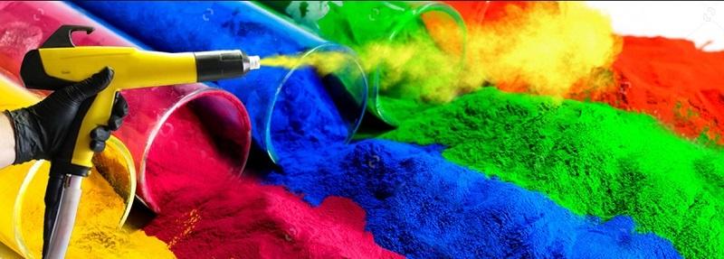 порошковые краски